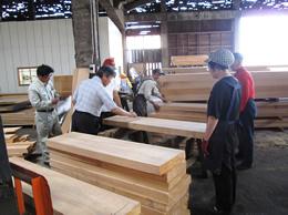無駄を省いた木材の調達で20%以上のコスト削減